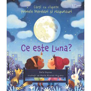 Ce este Luna? (Usborne)