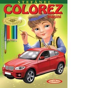 Stefanel. Colorez masini