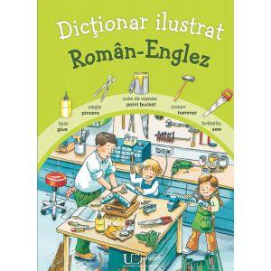 Dictionar ilustrat Roman - Englez
