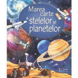 Marea carte a stelelor si planetelor (Usborne)