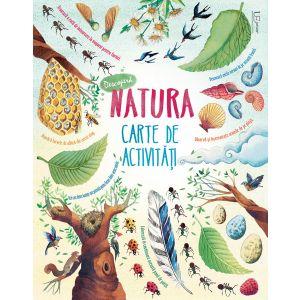 Descopera natura. Carte de activitati (Usborne)