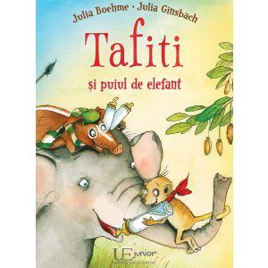 Tafiti si puiul de elefant
