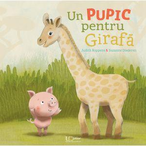 Un pupic pentru Girafa