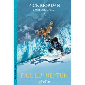 Eroii Olimpului #2. Fiul lui Neptun