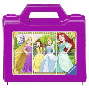 Puzzle Printesele Disney, 6 Piese (RVSPC07428)