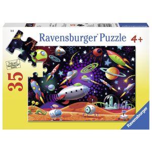 Puzzle Spatiu, 35 Piese (RVSPC08782)