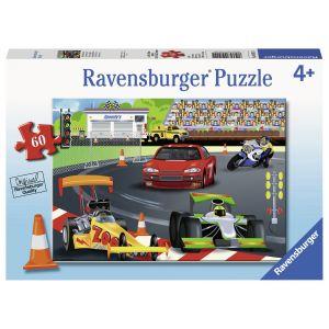Puzzle Curse, 60 Piese (RVSPC09515)