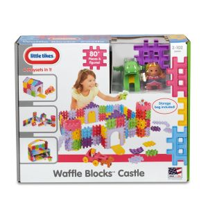 Blocuri De Constructie - Castel (LT64109)
