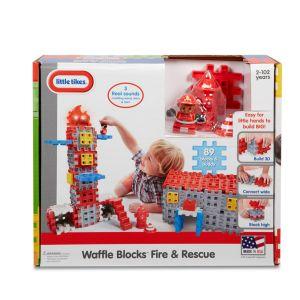 Blocuri De Constructie - Sectie Pompieri (LT64314)