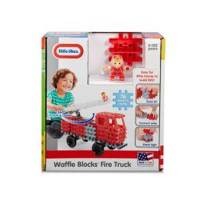 Blocuri De Constructie - Masina De Pompieri (LT64448)