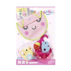 Baby Born - Set Pentru Baita Bebelusului (ZF824641)
