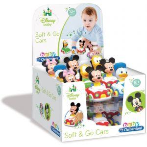 Masinute Disney: Minnie, Mickey, Donald, Pluto (CL14659)