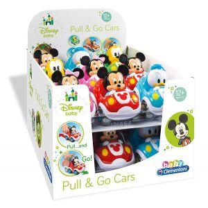 Masinute Disney Pull&Go (CL17166)