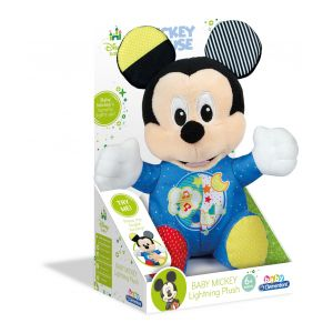 Plus Baby Mickey cu lumini si sunete (CL17206)