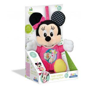 Plus Baby Minnie cu lumini si sunete (CL17207)