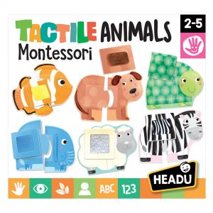 Montessori Animale Senzoriale (HE20188)