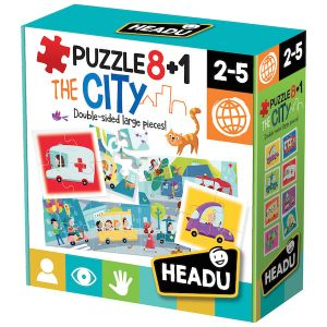 8+1 Puzzle Oras (HE20508)