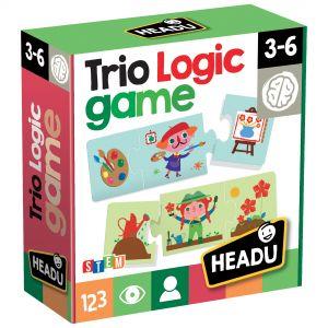 Joc Logic Trio (HE20782)