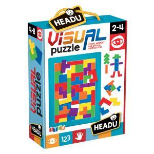 Puzzle Vizual (HE20812)