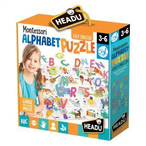 Puzzle Alfabet 3D (HE20973)