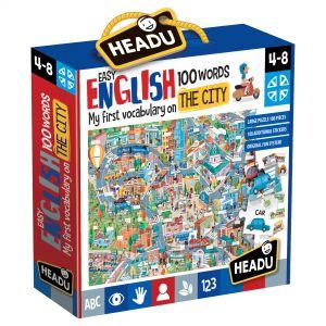 Engleza Nivel Simplu - 100 Cuvinte - Orasul (HE21000)