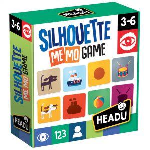 Joc De Memorie Siluete (HE21123)