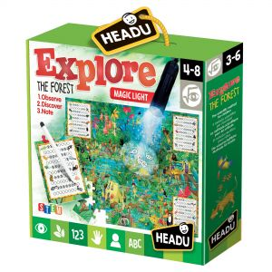 Joc Explorati Padurea (HE22304)