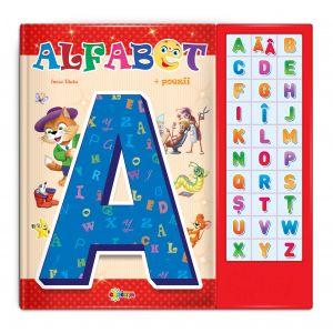 Carte Cu Sunete - Alfabet (+ Poezii)