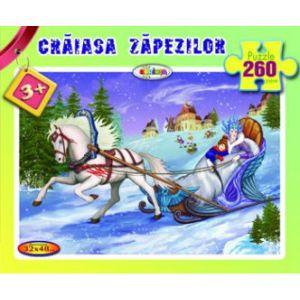 Puzzle - Craiasa Zapezilor (260 De Piese)