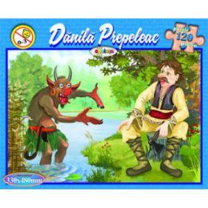Puzzle - Danila Prepeleac (120 De Piese)