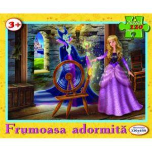 Puzzle - Frumoasa Adormita (120 De Piese)