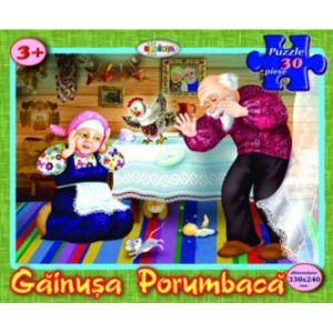 Puzzle - Gainusa Porumbaca (30 De Piese)