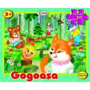 Puzzle - Gogoasa (30 De Piese)
