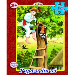 Puzzle - Pupaza Din Tei (30 De Piese)