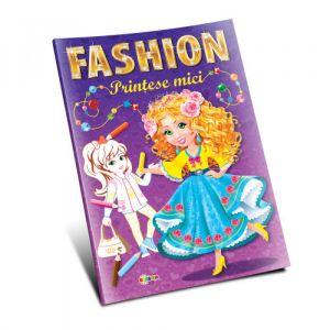 Marea Carte De Colorat - Fashion - Printese Mici