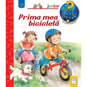 Prima mea bicicleta