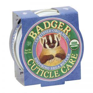 Mini balsam pentru cuticule si unghii, Cuticle Care Badger, 21 g (BDG006)
