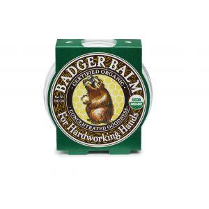 Balsam pentru maini crapate si muncite, Hardworking Hands Badger, 56 g (BDG009)