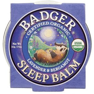 Balsam pentru un somn linistit, Sleep Balm, Badger, 56 g (BDG010)