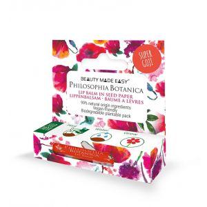 Balsam de buze Super Goji, Beauty Made Easy, 4,8 g (BME014)