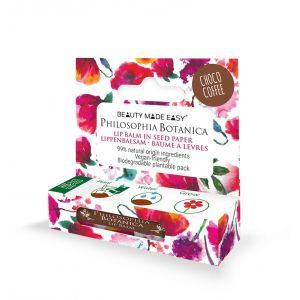 Balsam de buze Coffee Choco, Beauty Made Easy, 4,8 g (BME013)