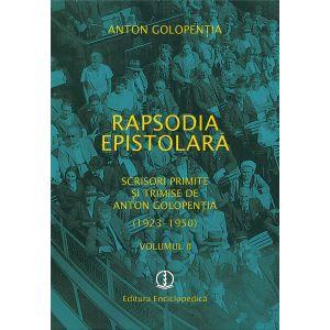 Rapsodia Epistolara. Vol II.