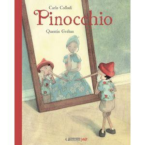 Pinocchio ilustrat