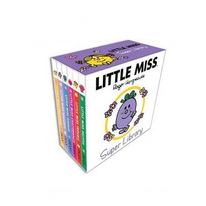 Little Miss Board Book Collection