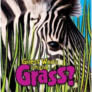 Guess Who's in the...Grass