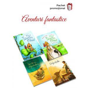 "Pachet Promo ""Aventuri fantastice"""