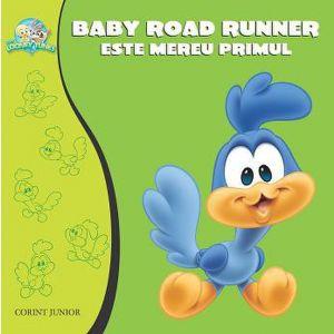 BABY LOONEY TUNES. BABY ROAD RUNNER ESTE MEREU PRIMUL