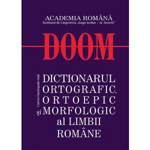Dictionarul Ortografic Ortoepic si Morfologic al Limbii Romane