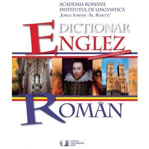 Dictionar Englez – Roman
