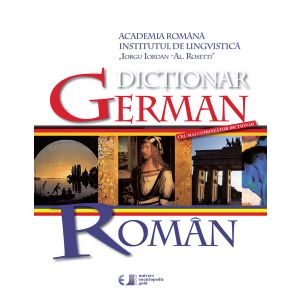 Dictionar German – Roman